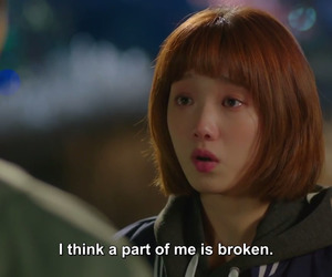 kdrama, weightlifting fairy, and drama image