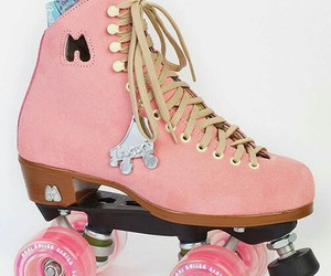 happiness, patins, and sport image