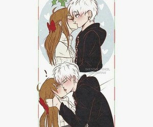 Mc, unknown, and mystic messenger image