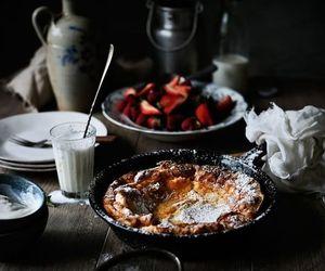 lemon, dutch baby, and pancake image