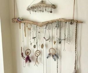 diy, jewels, and stick image