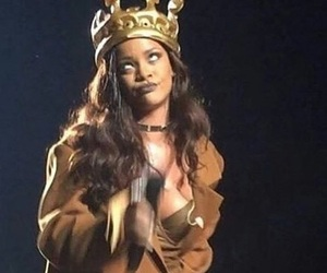 mood, Queen, and rihanna image