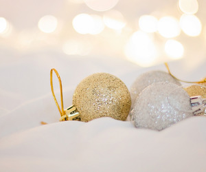 christmas, decoration, and new year image