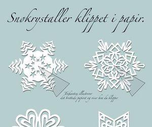 decor, snow, and snowflake image