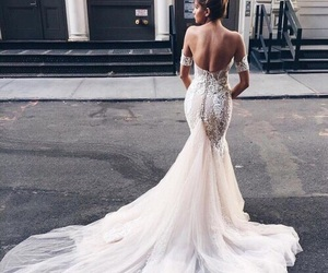 bride, pure, and street image