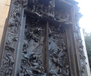 art, paris, and rodin image