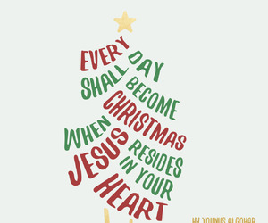 merry christmas, quote, and happy christmas image