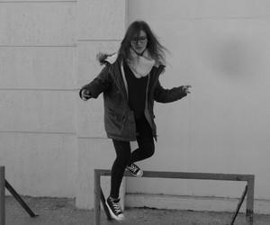 black, girl, and fun image