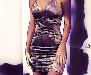 dress, need, and fine lines image