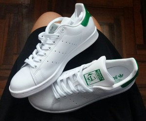 gift, xmas, and stan smith image