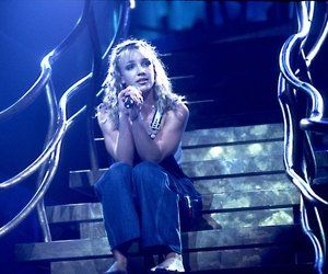 1999, britney spears, and baby one more time image