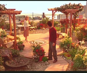 garden and movie image
