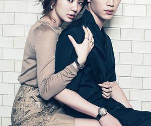yoon eun hye and seo kang joon image
