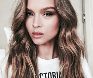 josephine skriver, model, and beauty image