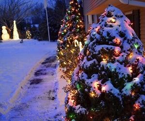 blanket, christmas, and cold image