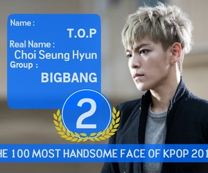 handsome, kpop, and t. o. p. image