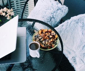 coffee and delicious image