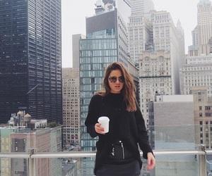 cold, girl, and fashion image