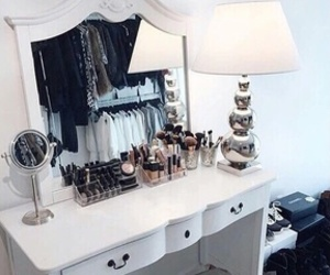makeup, room, and home image