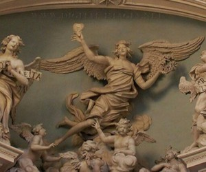 header, angel, and art image