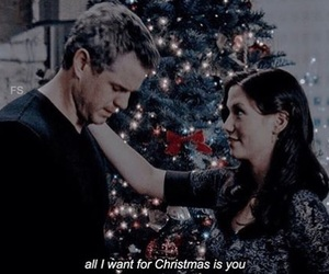 always, christmas, and grey's anatomy image