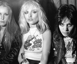 debbie harry, joan jett, and lita ford image