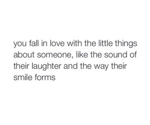 quote, love, and smile image