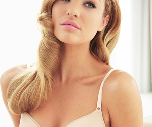 girl, blonde, and candice swanepoel image
