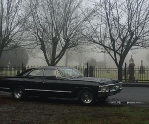 supernatural, car, and impala image