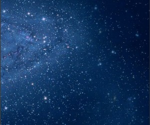 blue, galaxy, and background image
