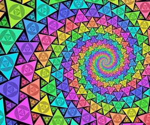 amazing, bright, and colorful image