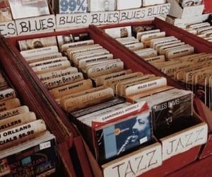 music, jazz, and retro image