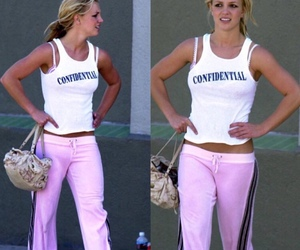 2003, britney spears, and in the zone image