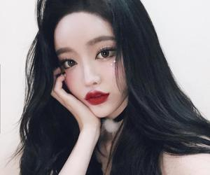 ulzzang, christmas, and girl image