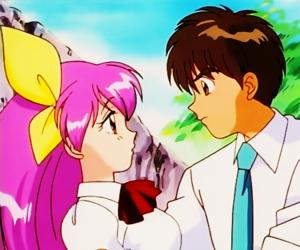 90s, anime, and anime girl image