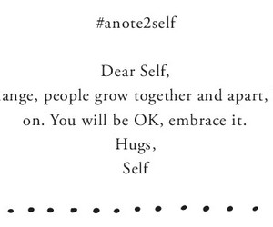 book, motivational quote, and self love image