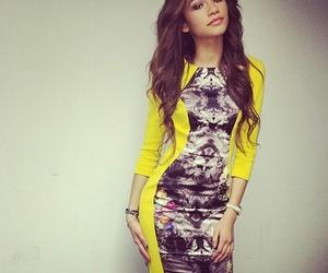 zendaya, dress, and pretty image