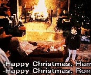 christmas, daniel radcliffe, and movies image