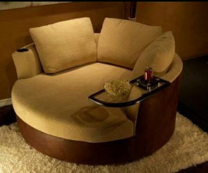 chair, couch, and sofa image