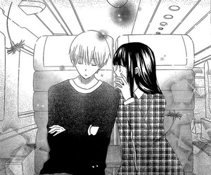 manga, last game, and monochrome image