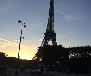atardecer, fancy, and francia image