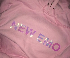 pink, emo, and aesthetic image