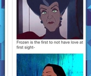 frozen and tumblr image