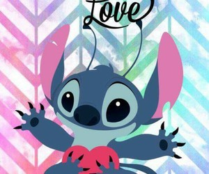 disney, lilo y stitch, and love image