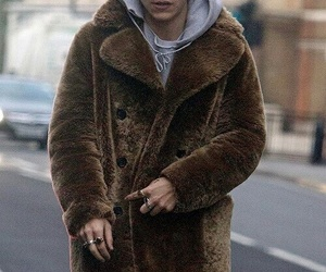 fashion, Harry Styles, and winter image