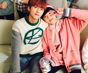 cute, chani, and youngbin image