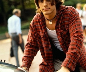 jared leto, young, and 30 seconds to mars image