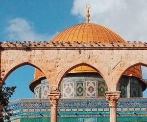 palestine, beautiful, and Jerusalem image