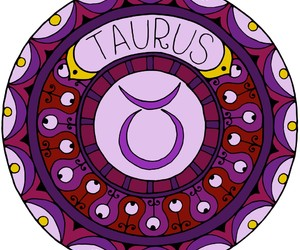 taurus, zodiac, and tauro image