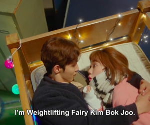 Korean Drama, romance, and korean couple image